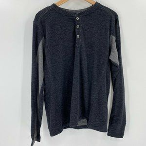 Kuhl Henley Long Sleeve Cotton Shirt